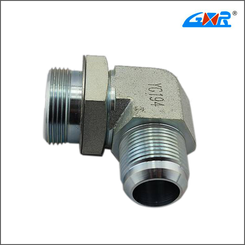 90 Degree JIS Gas Male/JIS Gas Female Adapter (XC-2S9)