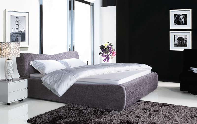 Soft bed leather bed sofa bed sofa beds 6002 for Soft leather sofa bed