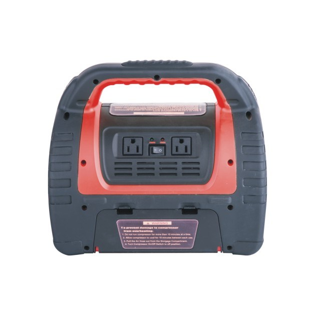 Multifunction Jump Starter with Lead Acid Battery