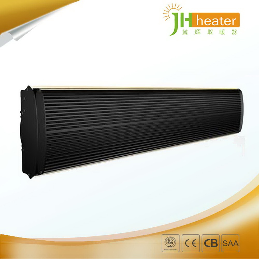 Patio Electric Radiant Panel Infrared Heater for Garden Use