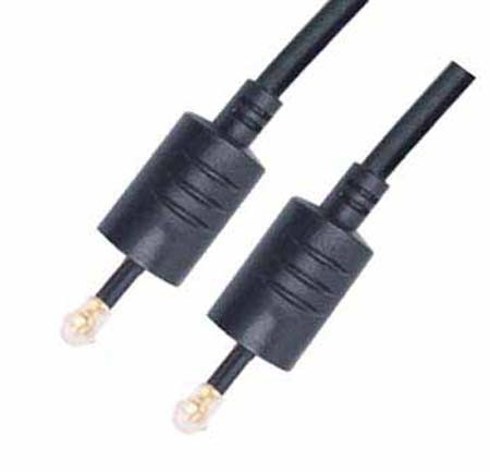 Customized Plastic Optical Fiber Toslink Cable