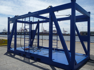 Offshore Frame (TME-F)
