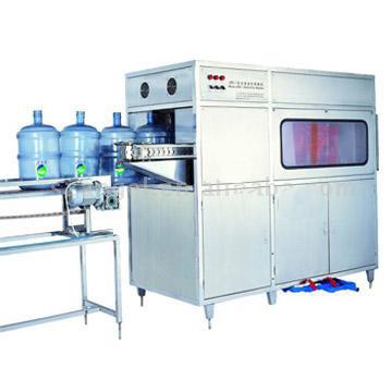 Bottle External Brusher Washing Machine (JWX-3)