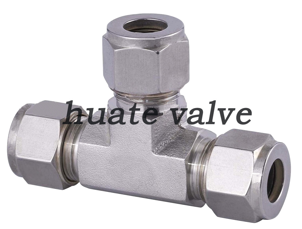 Compression tube fitting china
