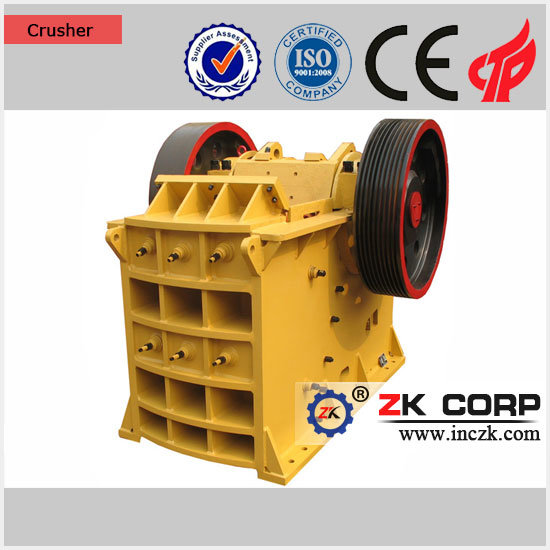 Reasonable Jaw Crusher Construction Disigned by Expert