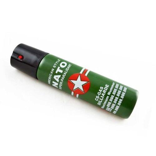 Nato Police Pepper Spray for Self Defense 60ml