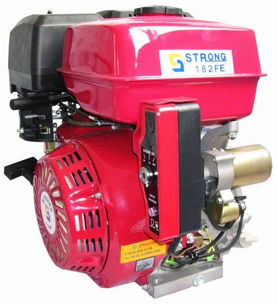 11hp electric strart small engine  sc182fe  e