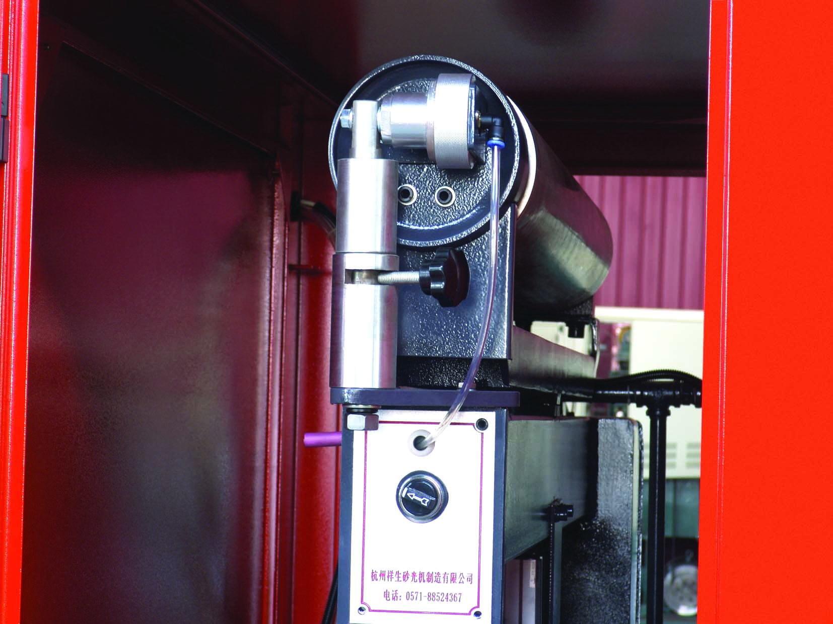 Wide Belt Grinding Machine (SG630-JS)