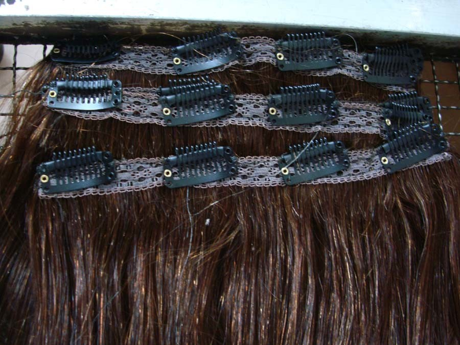 Wig Hair Extensions 111