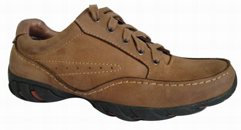 Casual Leather Shoes (TW10114M-1