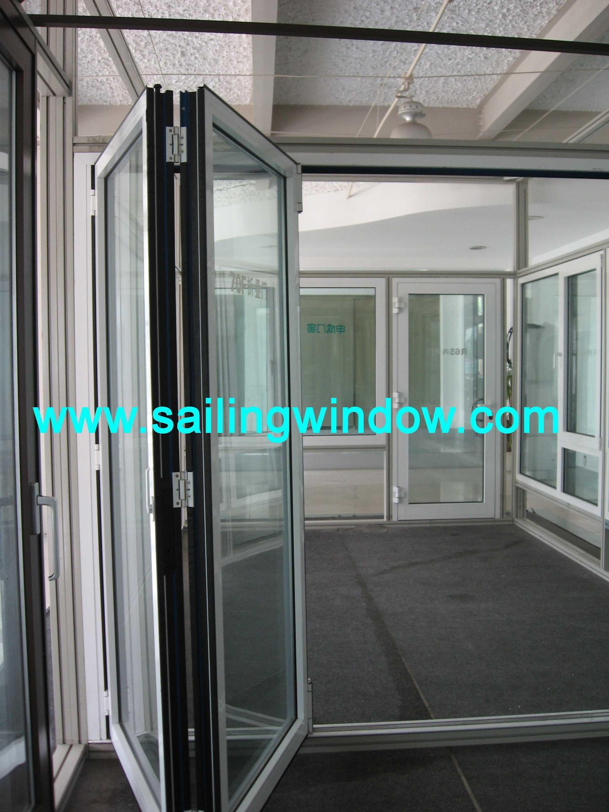 50 Series Sliding Folding Door