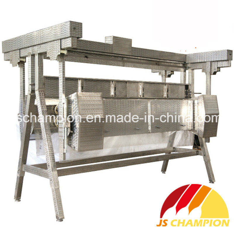 Poultry Primary Plucker for Poultry Slaughterhouse