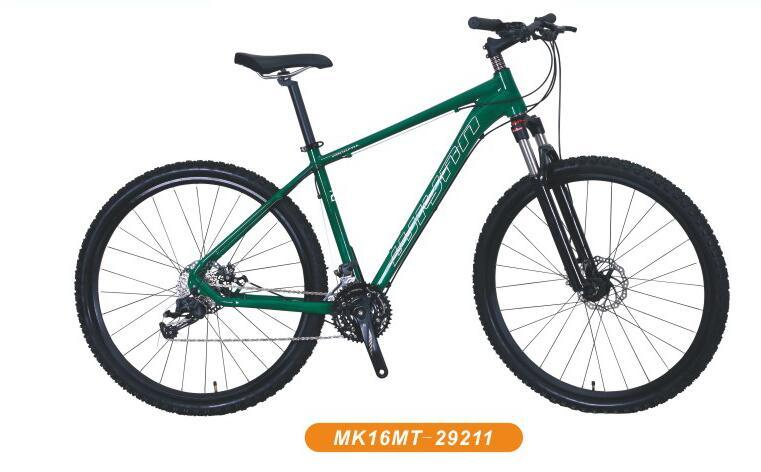29′′er Mountain Bicycle with 30 Speed (MK16MT-29211)