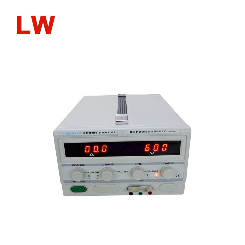 60V 30A 1800W Us 110V Precision Display DC Power Supply