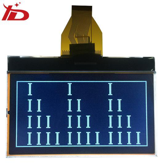 Monochrome LCD Display Screen 128*64 FSTN Cog LCD Display Module