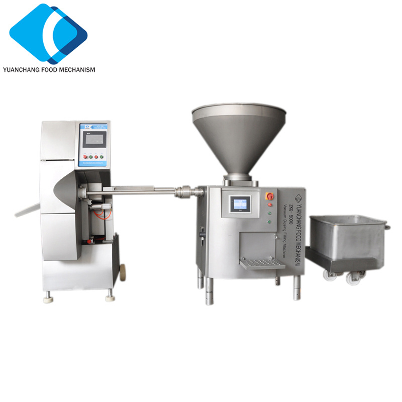 Sausage Production Line/Vacuum Sausage Filler/ Processing Machine