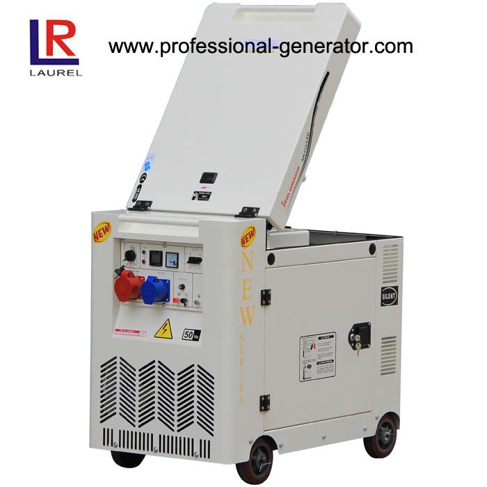 Flip Generator 8kVA Portable Diesel Generator for Home