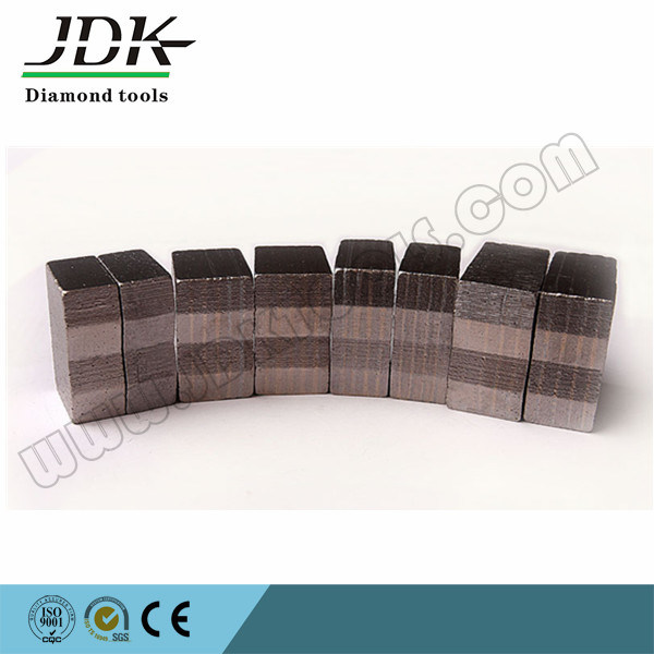 Sharp Diamond Segment for Granite Cutting
