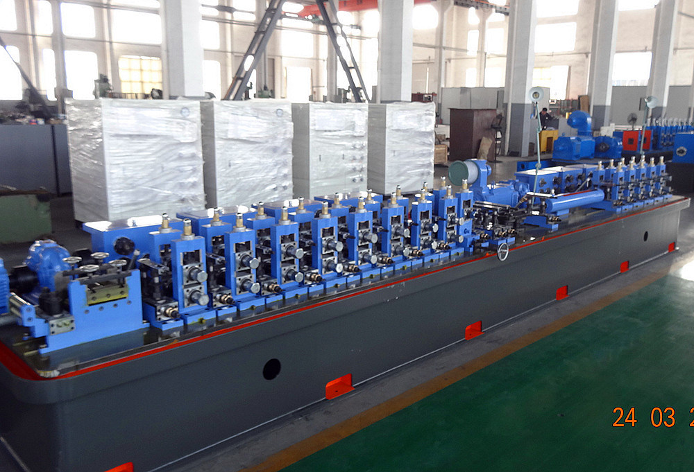 Wg16 High Quality Carbon Steel Pipe Production Line