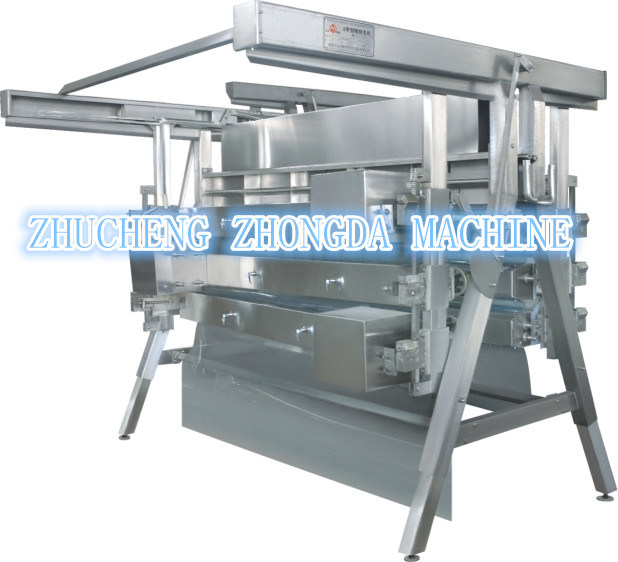 Good Installation Quality Halal Chicken Slaughter Machine