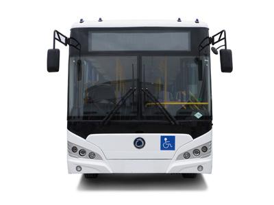 Sunlong Slk6109au6n Natural Gas City Bus