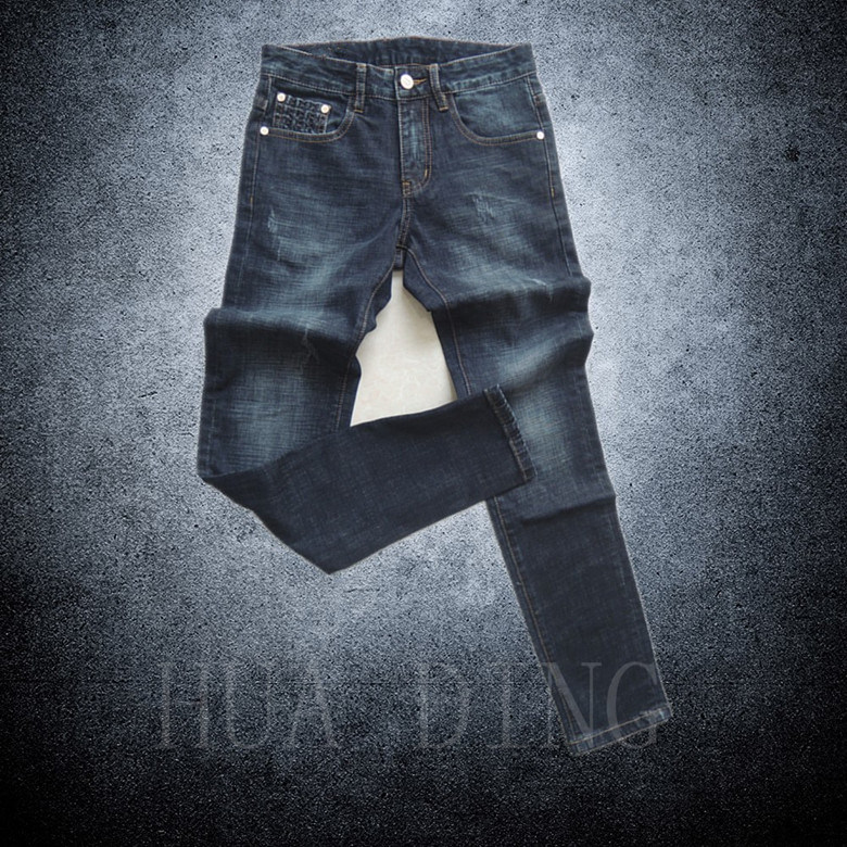 New Fashion Design High Quality Men′s Casual Straight Jeans (HDMJ0033)