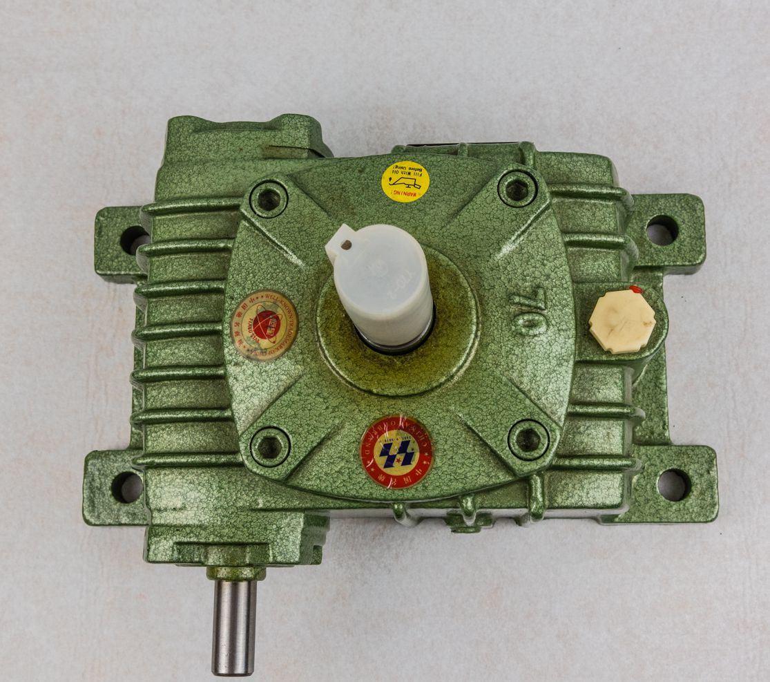 Wpo Worm Gear Transmission Gear Box Gear Motor