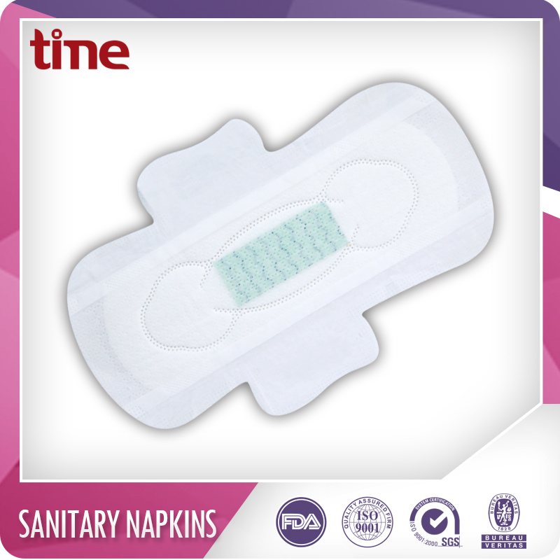Cheap Breathable Cotton Sanitary Napkin Sanitary Pad