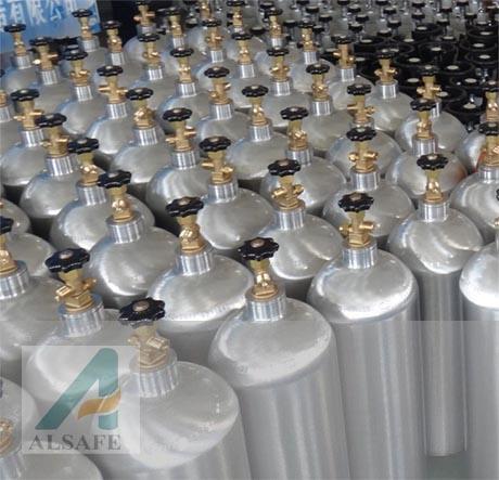 Manufacturer 2L to 50L Keg Aluminum CO2 Tank