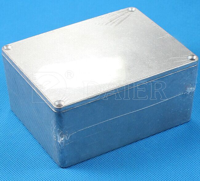 1590c Aluminum Enclosures for Guitar Foot Switch Pedal