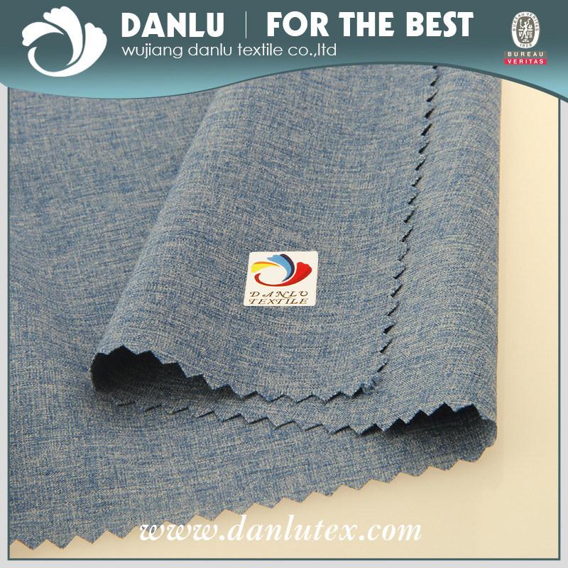 Cotton Gabardine Fabric for Outdoor Garment