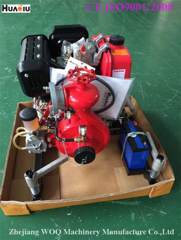 Huaqiu Fire Pump with Diesel Engine