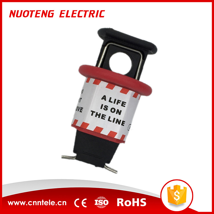Pin out Standard Miniature Circuit Breaker MCB Safety Lockout