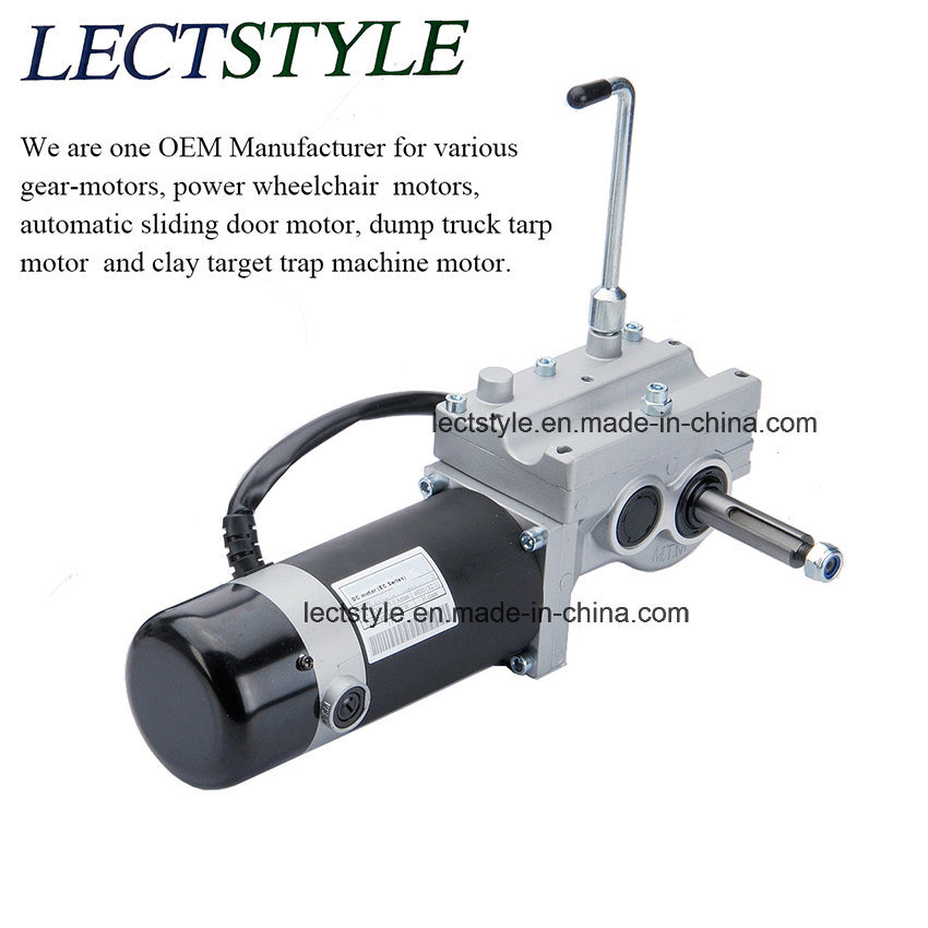 China 276w 24v Power Wheelchair Motor Photos Pictures