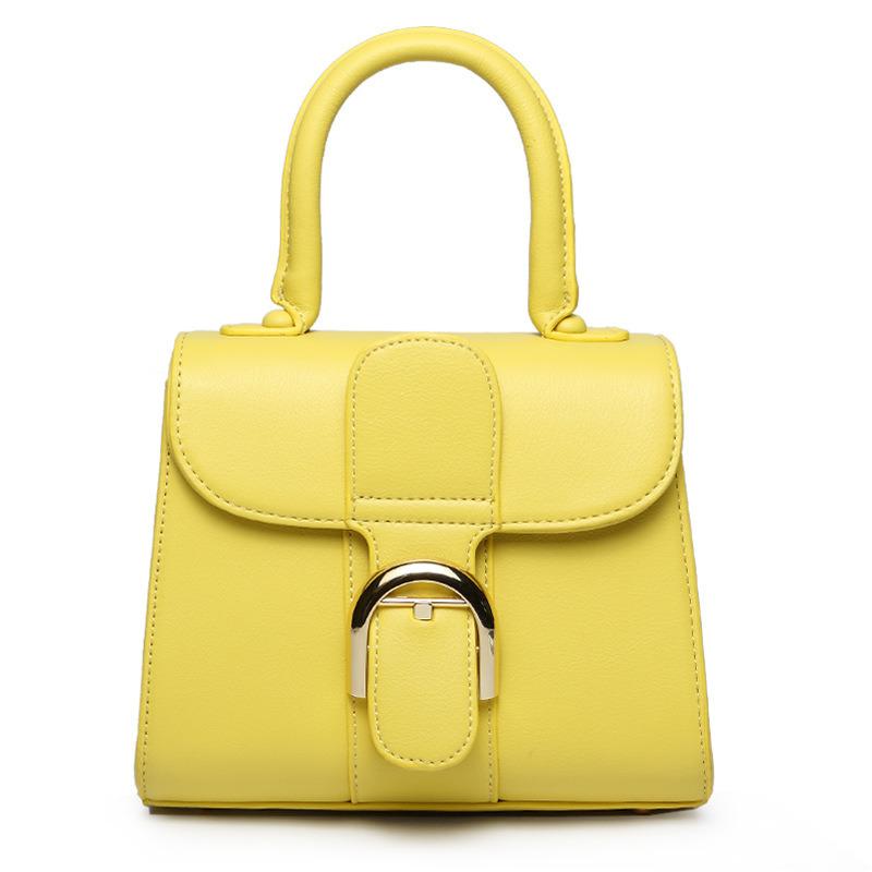 Women Flower Printed Designer Fashion Bag Shoulder Leather Lady Handbag