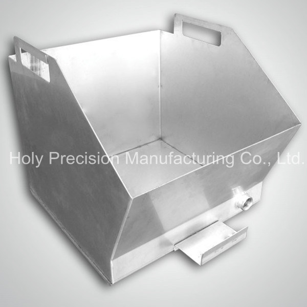 CNC Stamping Services, CNC Machining Stainless Steel Parts