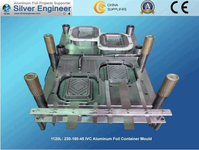Aluminum Foil Container Tool