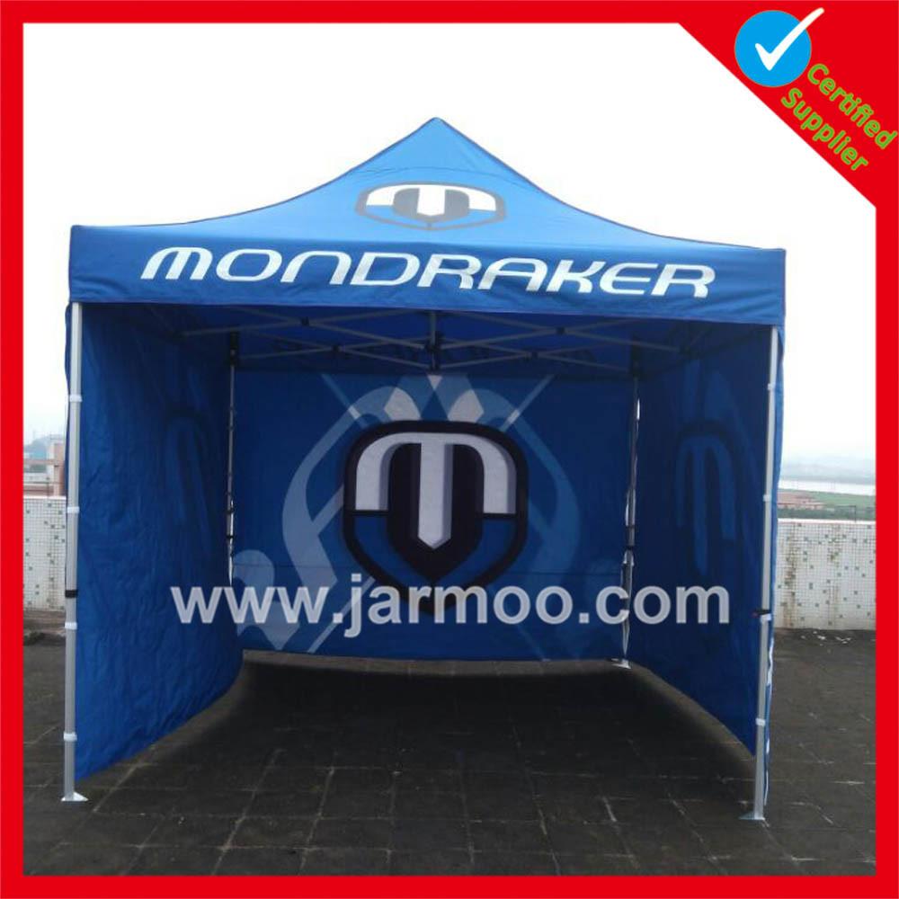 3X3m Outdoor Custom Pop up Advertising Folding Tent
