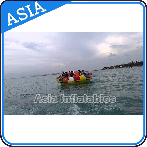 Inflatable Cary UFO, Inflatable Water Sport, Inflatable Water Disco Boat