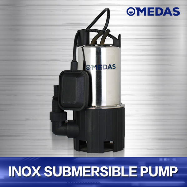 Stainless Steel Housing Electric Inox Submersible Pump