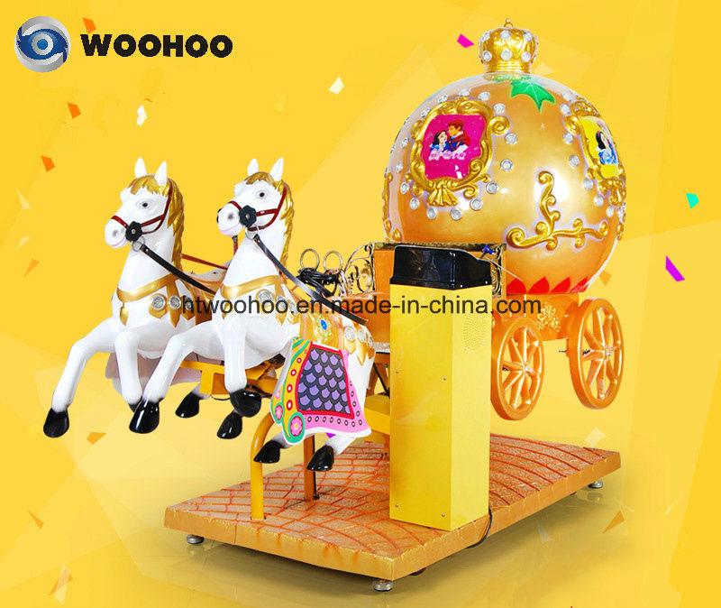 Coin Operated Machine Amusement Park Chocklate Swing Wig Wag Machine