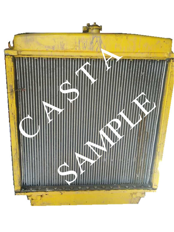 Bulldozer Parts Assy 16y-03A-03000 High Quality Than Original Radiator
