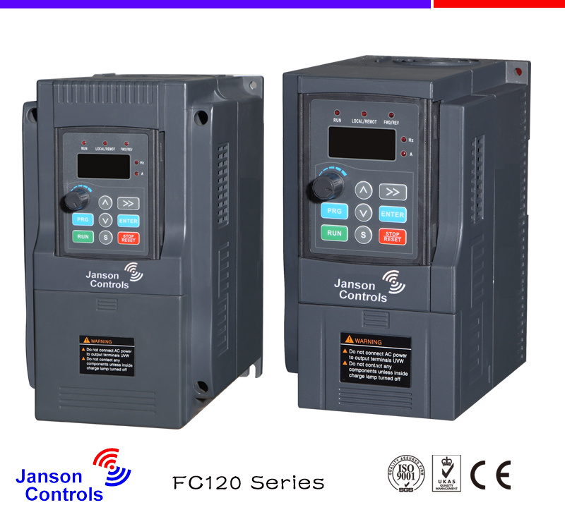 AC Motor Drive/AC Drive/ Frequency Inverter with 24 Months Warranty