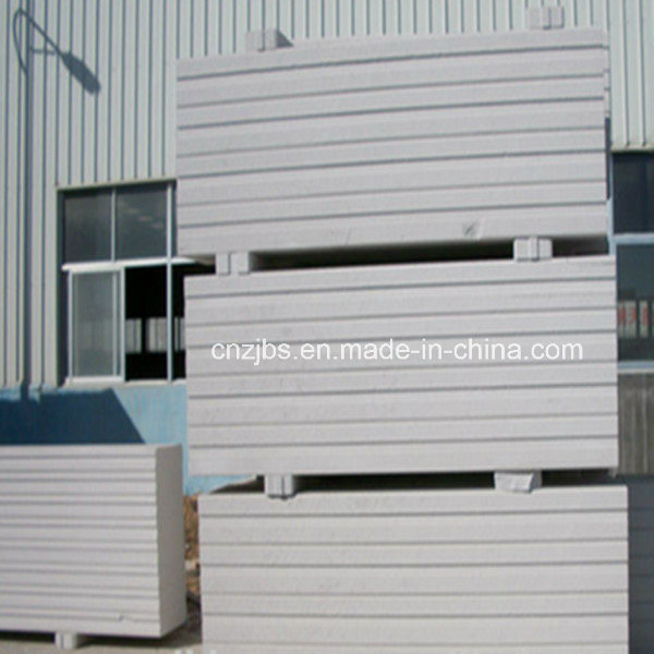 Automatic Gypsum AAC Wall Panel Reinforced Steel Alc Panel