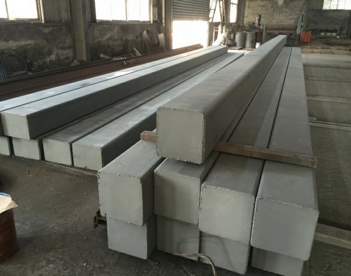 Large Diameter Thick Wall Rectangular Steel Tube