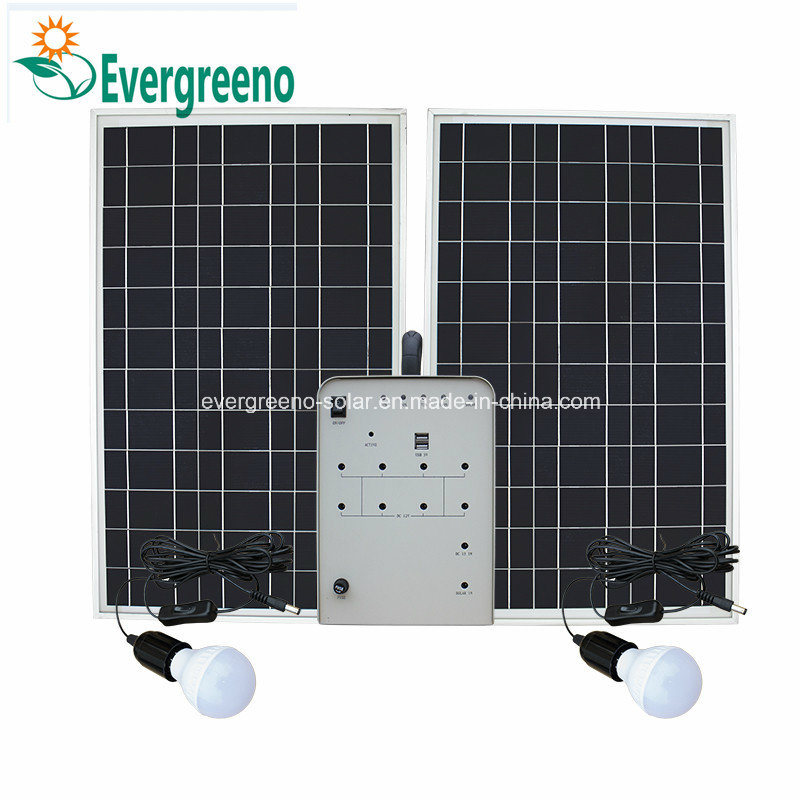 Solar Home Power System, Solar Energy Lighting System