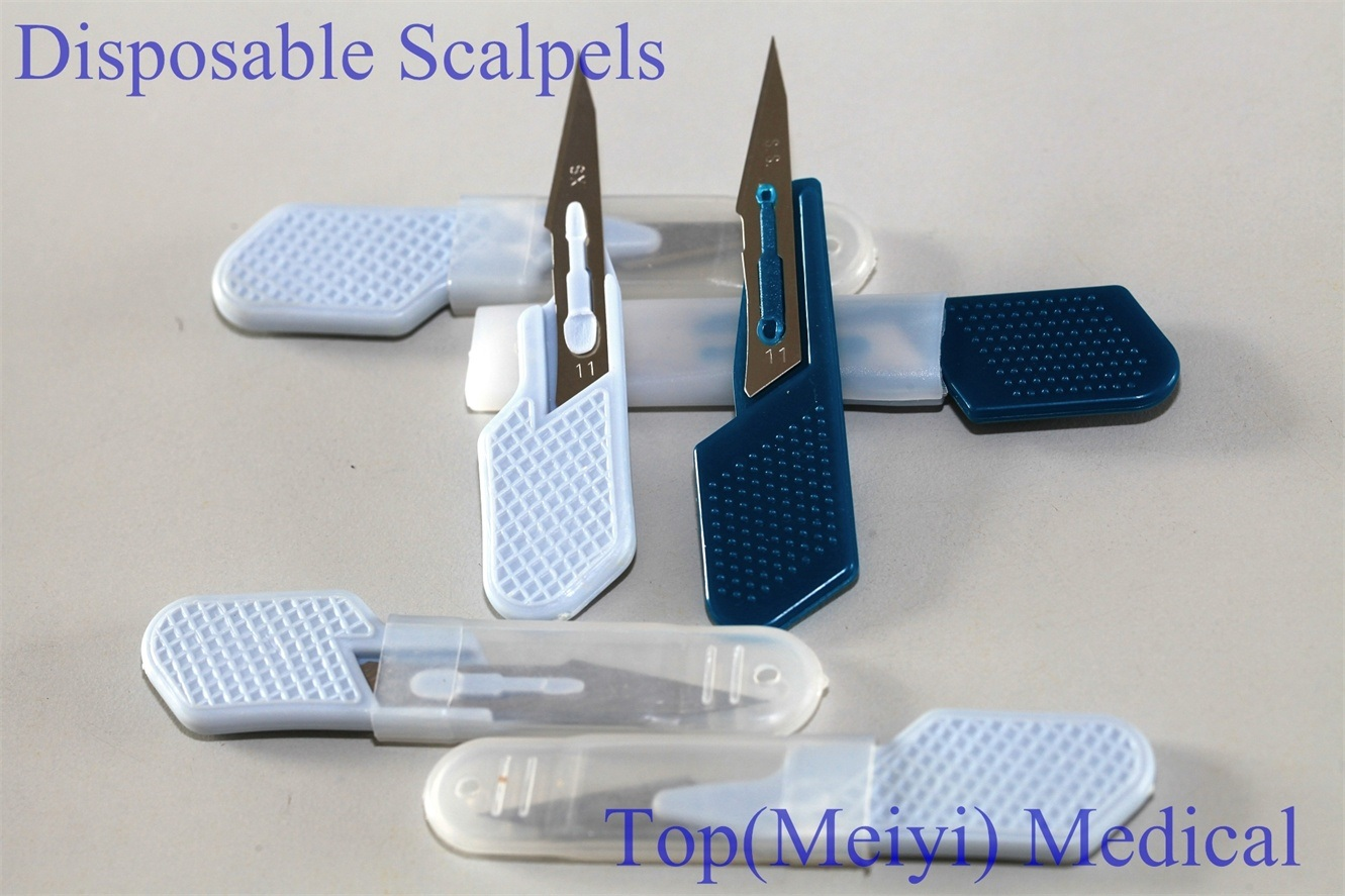 Surgical Scalpels - Stainless Steel