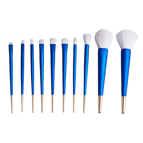 New Type Private label Blue Color Makeup Brush