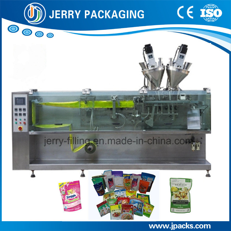 Automatic Horizontal Food Powder Forming Filling Sealing Packing Packaging Machine