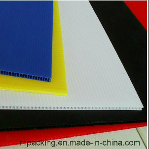 8′ X 4′ (2.4 X 1.2m) Correx Corflute Coroplast Sheets